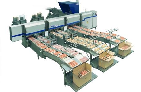 Moba 2500 Automatic Egg Grader