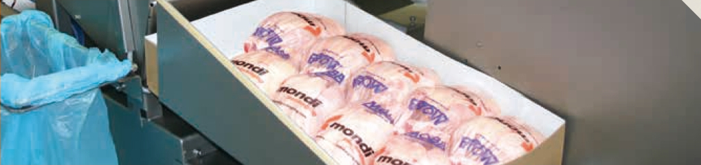 Hygenic & Easily Bagged Chicken