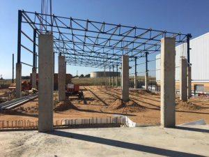 New MOVOSA Plant Construction 26