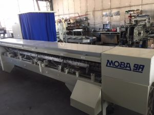 Moba Type 9A Egg Grading Machine 1 (For Sale)