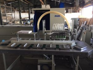 Moba Type 9A Egg Grading Machine 3 (For Sale)
