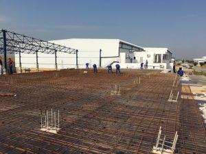 New MOVOSA Plant Construction 30