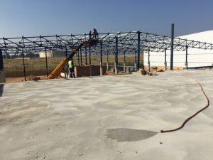 New MOVOSA Plant Construction 34